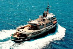 1967 Custom 44 mt EXPLORER TUG YACHT