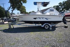 2002 Sea Chaser 21
