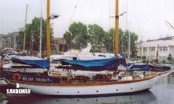 1937 Custom Dallimore Bermuda Ketch
