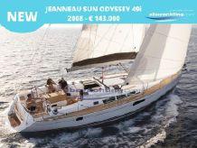 2008 Jeanneau Sun Odyssey 49i Performance
