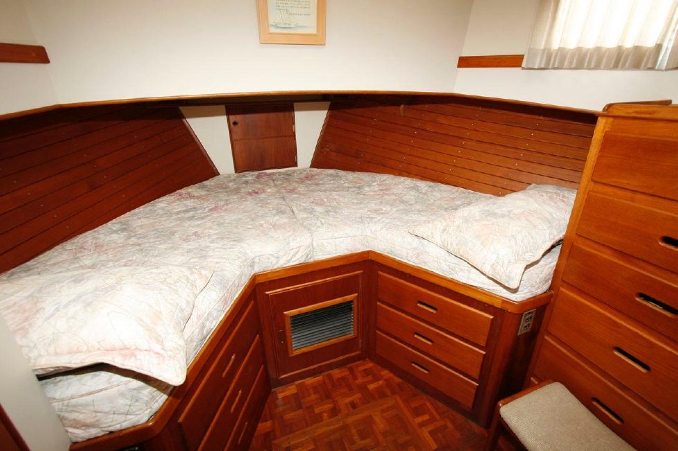 Forward Stateroom Vberth