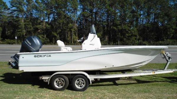 Sea Fox 200 XT