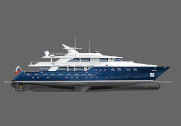 2021 Bray Yacht Design Motoryacht