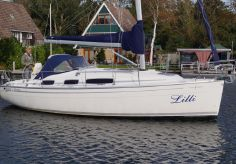 2009 Bavaria 31 Holiday Special Edition