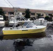 1989 Custom Gulfstream Boats 31 Open