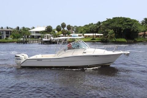 2004 Pursuit 3070 Offshore