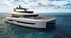 2022 Motorcat HYS-70 Power Catamaran
