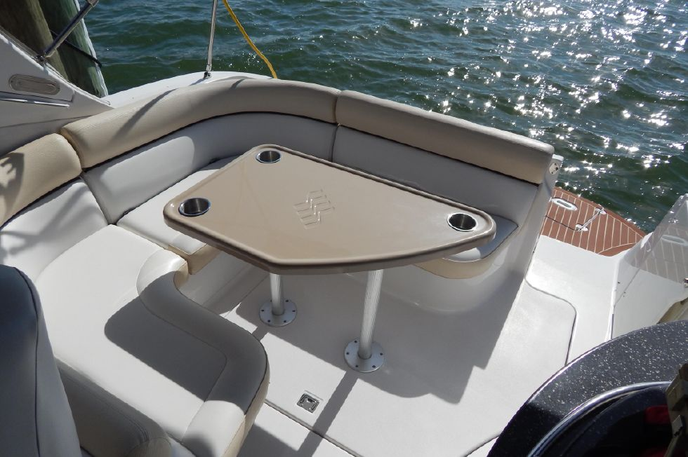 2008 Four Winns 318 Vista - Aft Cockpit Seating