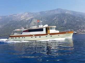 2003 Custom Steel Trawler