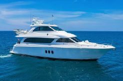 2009 Hatteras 72 Motor Yacht