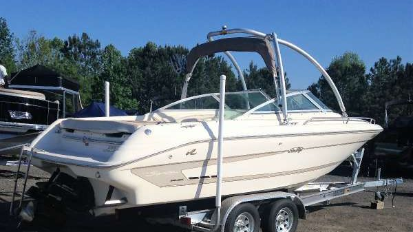 Sea Ray 220 Signature-Select Anniversary-Edition