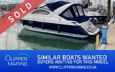 2003 Fairline Targa 34