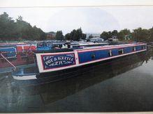 2002 Narrowboat Jonathan Wilson 57' Semi Trad