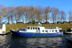 1953 Custom Dutch Built Trawler 24.50