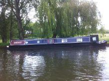 2005 Narrowboat 57' Pro-Build Trad