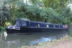 2005 Narrowboat 57' Pro-Build Trad