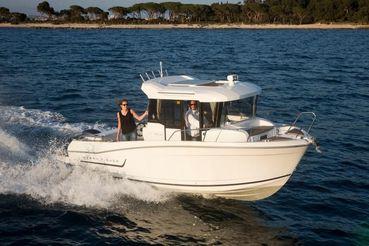 2020 Jeanneau Merry Fisher 695 Marlin