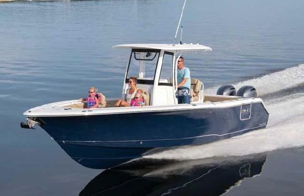 2018 Sea Hunt Gamefish 27