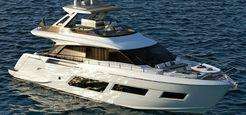 2019 Ferretti Yachts 670 Project
