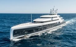 2018 Pride Mega Yachts Custom