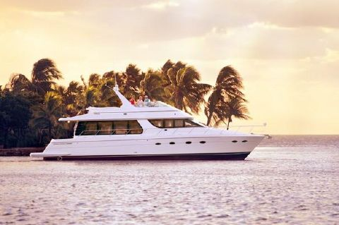 2002 Carver 570 Voyager Pilothouse - Manufacturer Provided Image: 570 Voyager Pilothouse