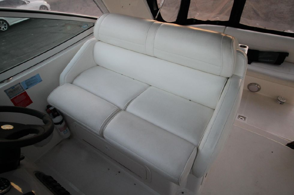 Helm Seating with Bolsters