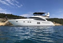 2010 Princess 62 Flybridge