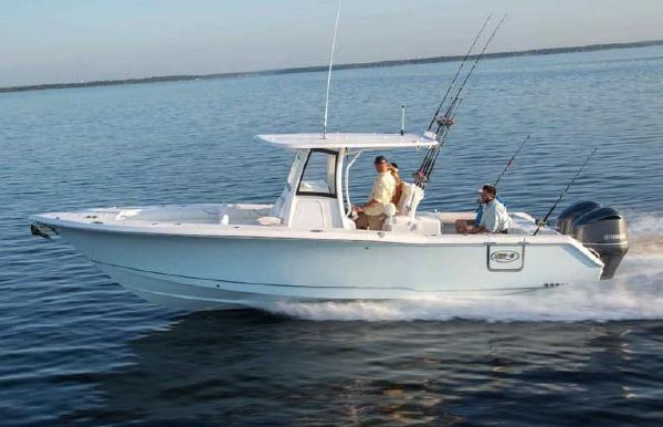 2018 Sea Hunt Gamefish 30 With Forward Seating