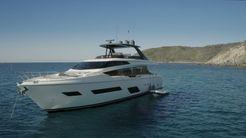 2018 Ferretti Yachts 780