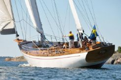 2010 Custom 20m Traditional Swedish Wooden Ketch