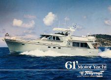 1983 Tollycraft 61 Motor Yacht