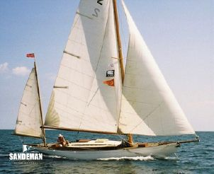 1911 Mylne Classic Island Class Yawl