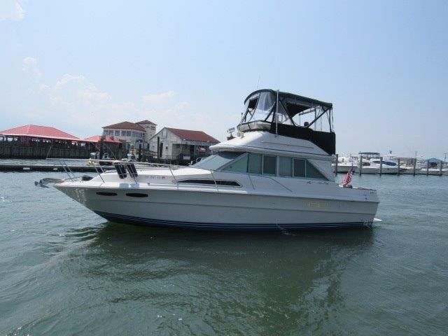 Explore Sea Ray boats for sale  View this 1987 Sea Ray 340 Sedan
