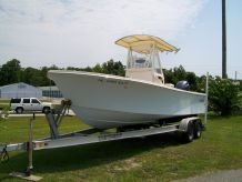 2015 Jones Brothers 23' Cape Fisherman