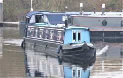 1998 Narrowboat Alvechurch