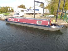 1997 Custom Narrowboat