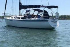 1986 Catalina 34