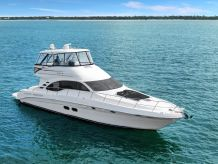 2009 Sea Ray 58 Sedan Bridge