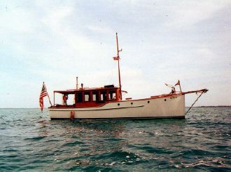 1932 Custom Motor Yacht