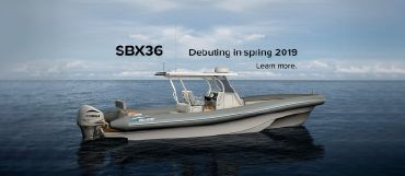 2020 Custom Sea Blade SBX36