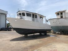 2018 Bruce Roberts 40 Trawler