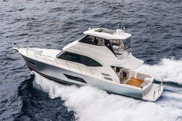 2021 Riviera 54 Enclosed Flybridge