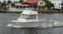 2011 Island Hopper Fly Bridge Dive Boat