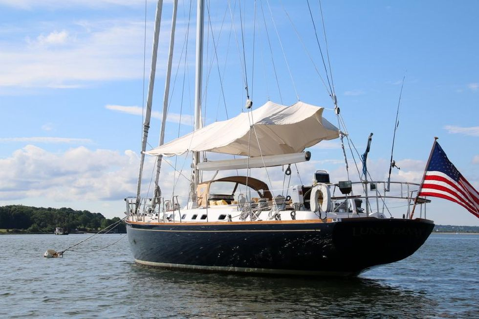 1994 Sweden Yachts 70