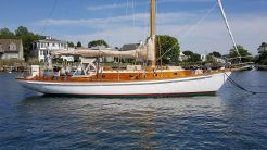 1962 Rhodes 38' Cutter