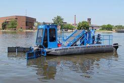 2020 Workboat Skimmer Debris Collector