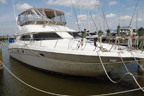 1999 Sea Ray 450 Express Bridge - SEA RAY 450 Express Bridge