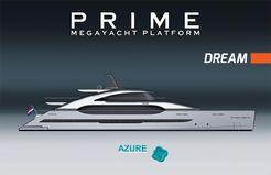 2021 Prime Megayacht Platform DREAM