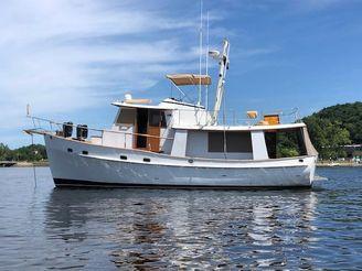 1982 Kadey-Krogen 42 PH Krogen Trawler
