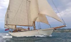 1929 Thornycroft Bermudan Ketch